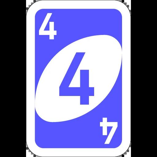 Uno - Sticker 4
