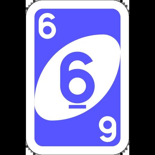 Uno - Sticker 6