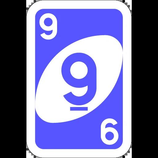 Uno - Sticker 9