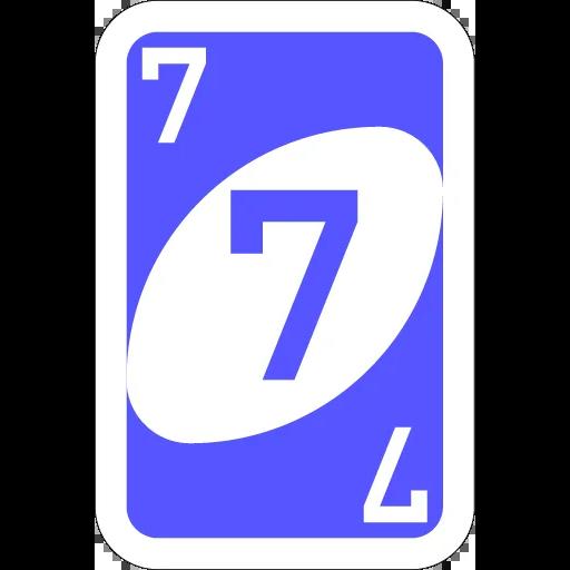 Uno - Sticker 7