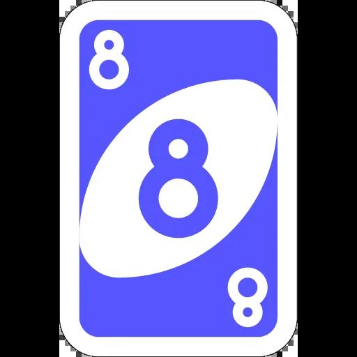 Uno - Sticker 8