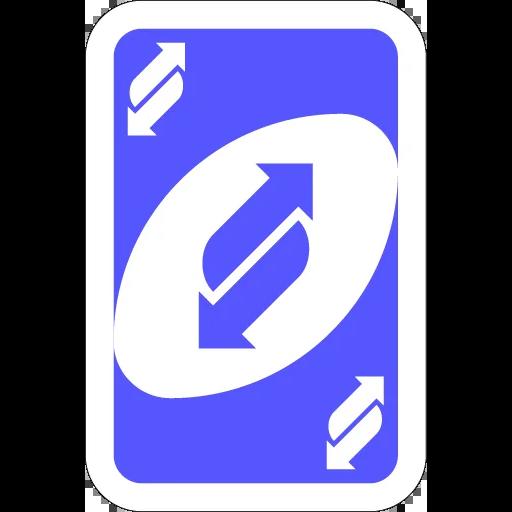 Uno - Sticker 10