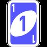 Uno - Tray Sticker