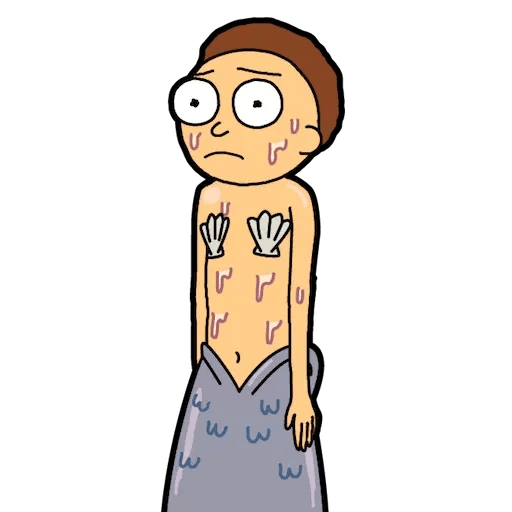 Pocket Morty 3 - Sticker 7
