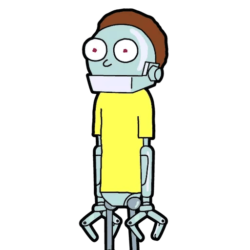 Pocket Morty 3 - Sticker 17