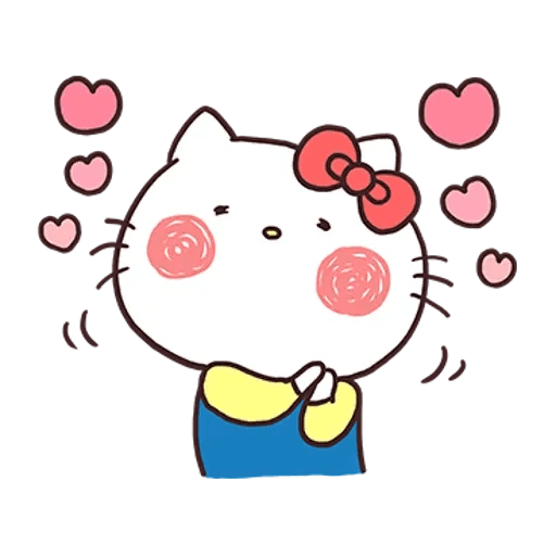 Kitty - Sticker 24
