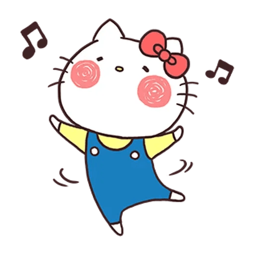 Kitty - Sticker 9