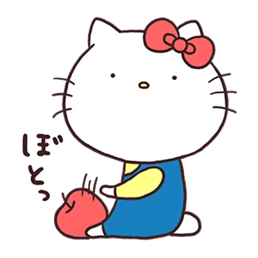 Kitty - Sticker 28