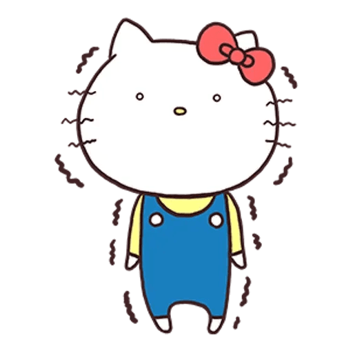 Kitty - Sticker 25