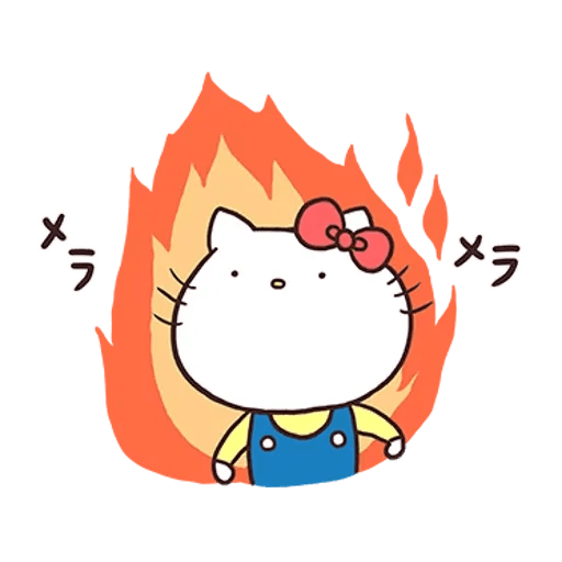Kitty - Sticker 17