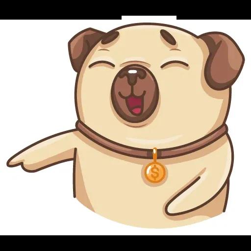 Doggy - Sticker 16