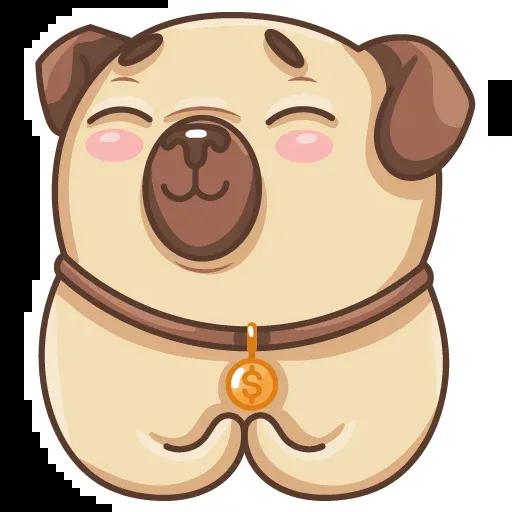 Doggy - Sticker 2