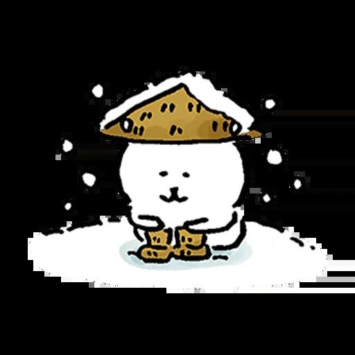 白熊聖誕版 - Sticker 15