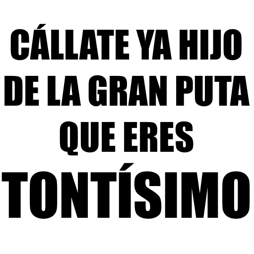Chaflán - Sticker 20
