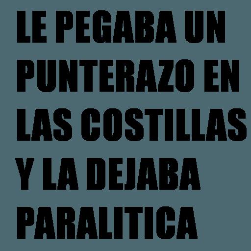 Chaflán - Sticker 8