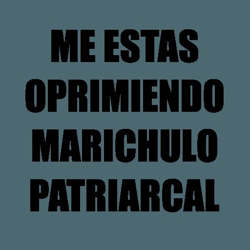 Chaflán - Sticker 6
