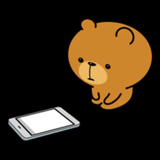 Bear bear Dos - Sticker 6