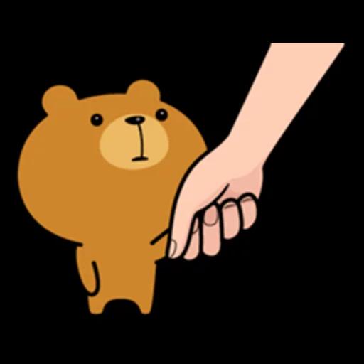 Bear bear Dos - Sticker 19