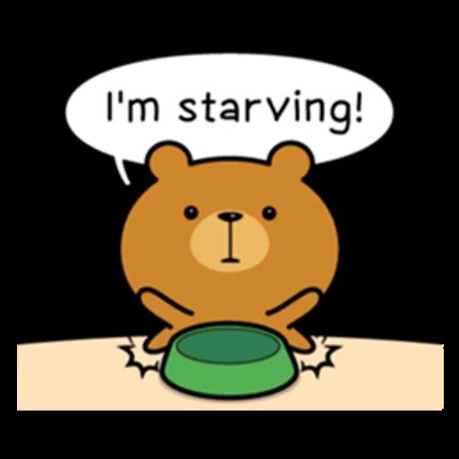 Bear bear Dos - Sticker 13