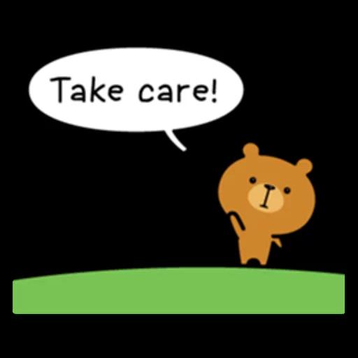 Bear bear Dos - Sticker 26