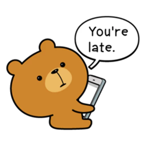 Bear bear Dos - Sticker 29