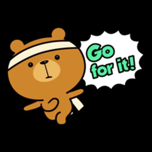 Bear bear Dos - Sticker 14