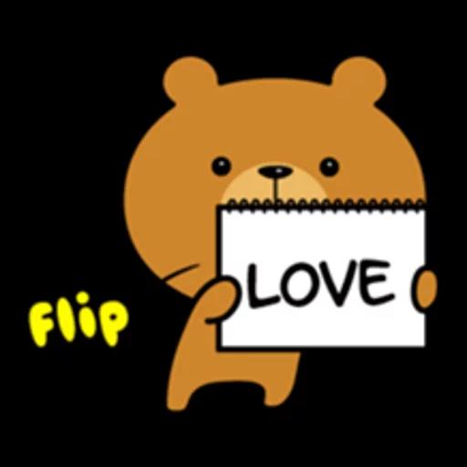 Bear bear Dos - Sticker 17