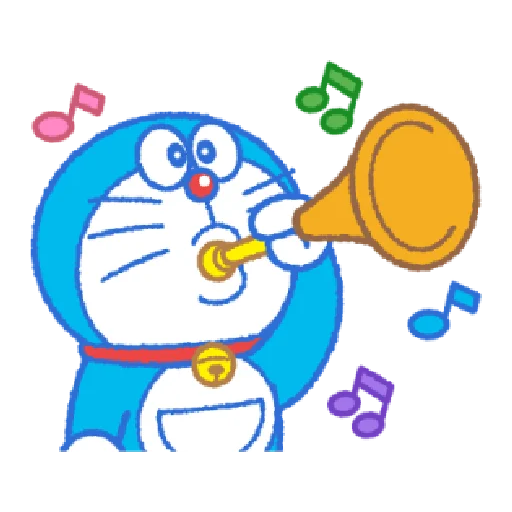Effect doraemon - Sticker 6