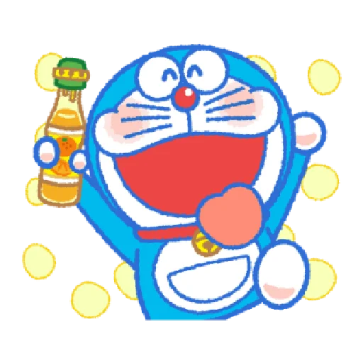 Effect doraemon - Sticker 18