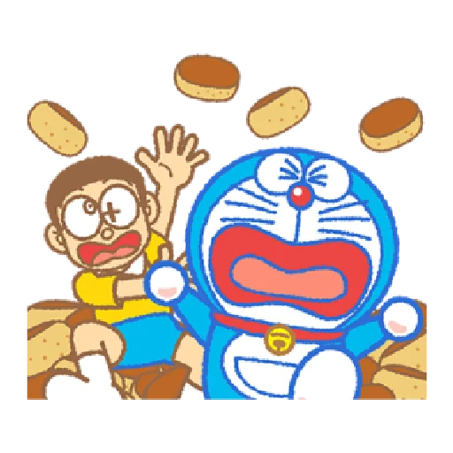 Effect doraemon - Sticker 23