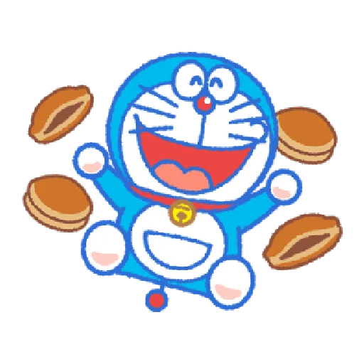Effect doraemon - Sticker 13