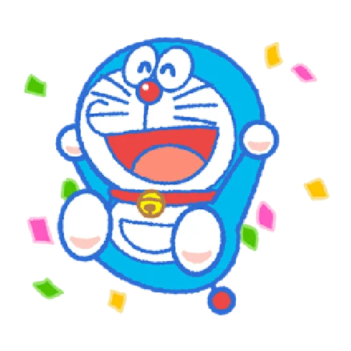 Effect doraemon - Sticker 8
