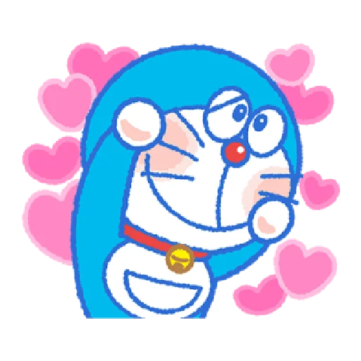 Effect doraemon - Sticker 9