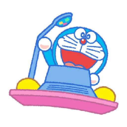 Effect doraemon - Sticker 7