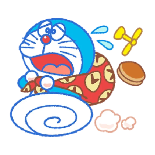 Effect doraemon - Sticker 20