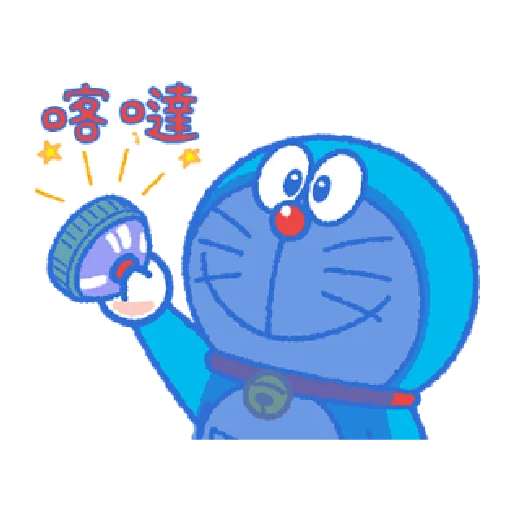 Effect doraemon - Sticker 24