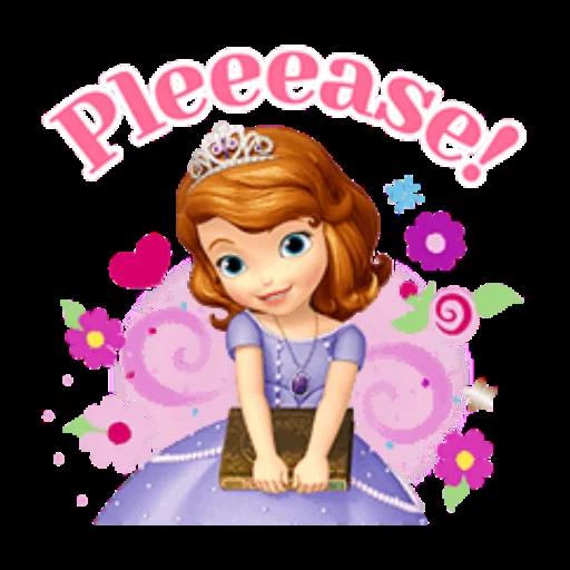 Princess - Sticker 16