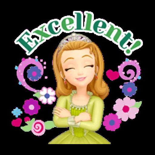 Princess - Sticker 11