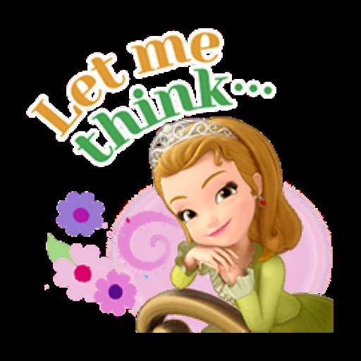 Princess - Sticker 15