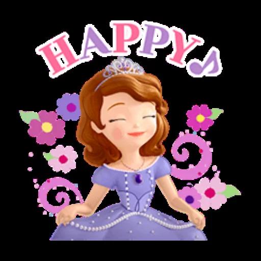 Princess - Sticker 9