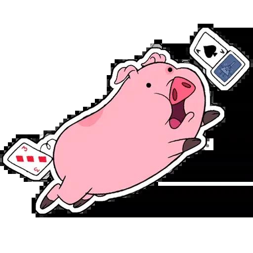 Pig - Sticker 13