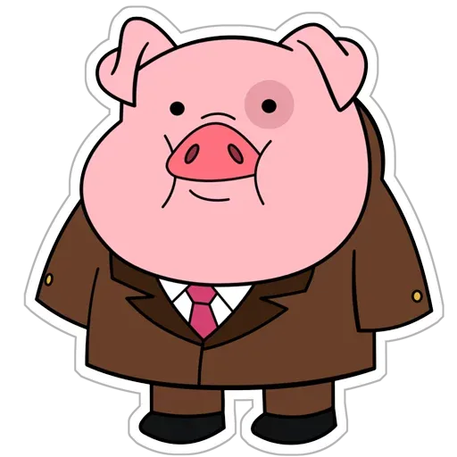 Pig - Sticker 4