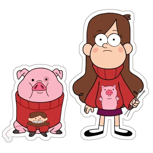 Pig - Sticker 23