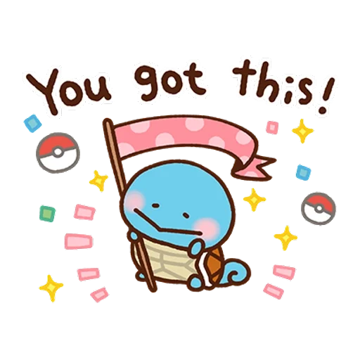 Pokemon Yurutto II - Sticker 11
