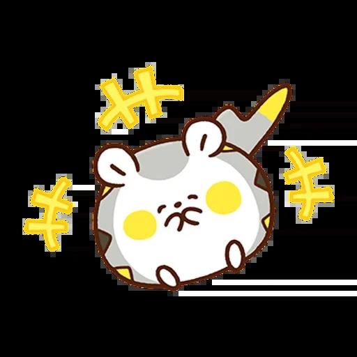 Pokemon Yurutto II - Sticker 2