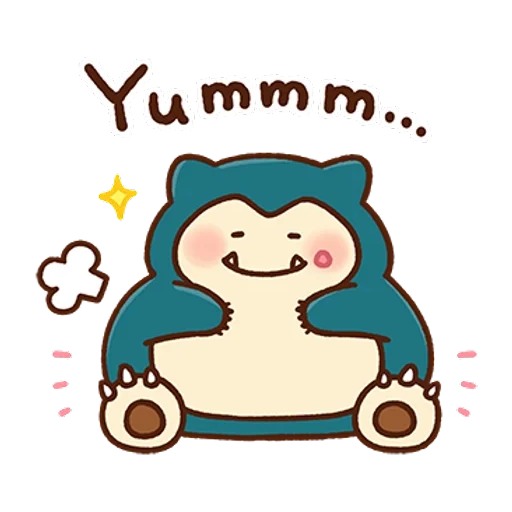 Pokemon Yurutto II - Sticker 14