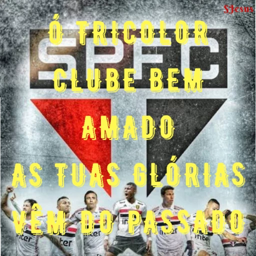 SPFC 1.0 - Sticker 4
