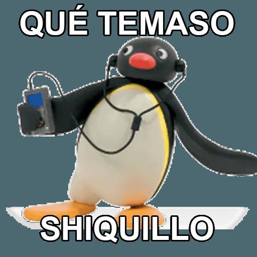 Pingu Reborn I - Sticker 4