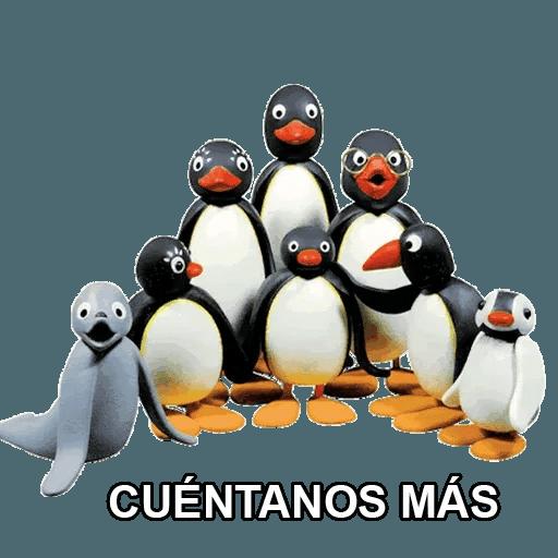 Pingu Reborn I - Sticker 3