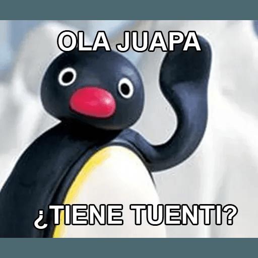 Pingu Reborn I - Sticker 18